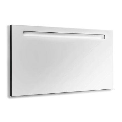 Specchio a muro / moderno / rettangolare / luminoso a LED MAJOR DECOTEC