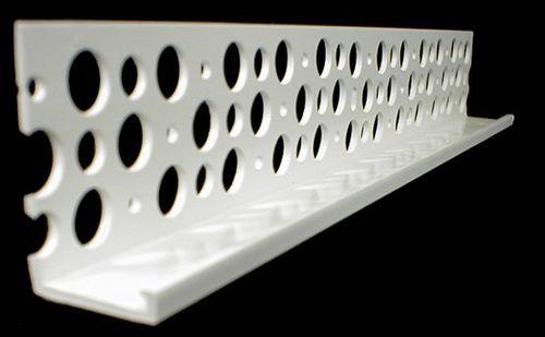 profilo di finitura in plastica / per piastrelle