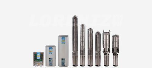 pompa ad acqua / solare / centrifuga / sommersa
