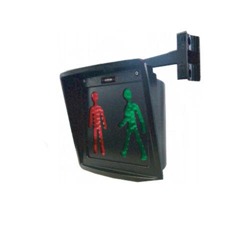 semaforo per pedoni / LED / antivandalismo / con segnalatore acustico
