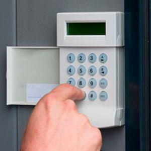 allarme antintrusione / senza fili / per porta