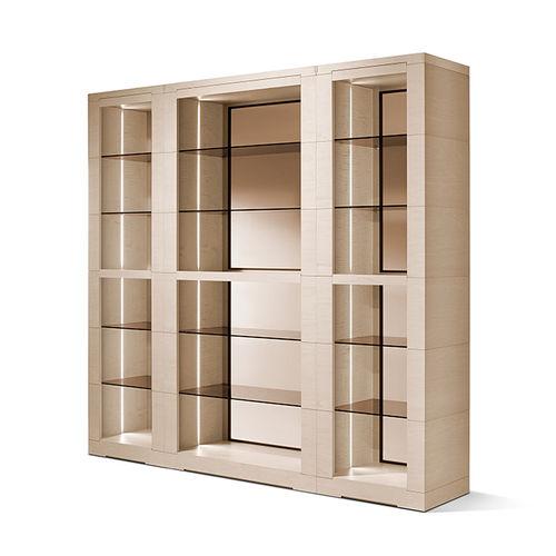vetrina moderna / in legno