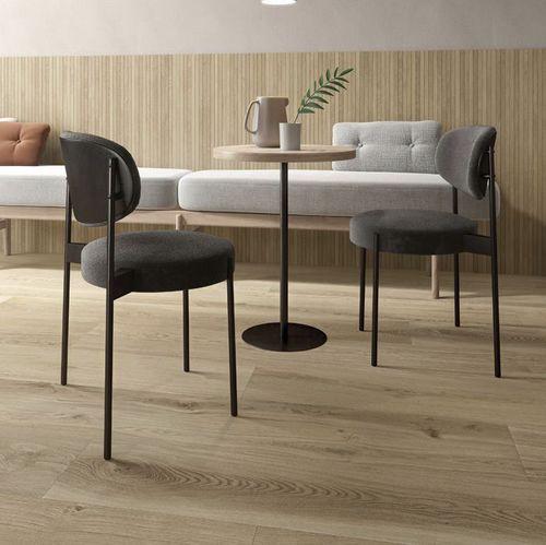 piastrella da interno / per pavimento / in gres porcellanato / rettangolare