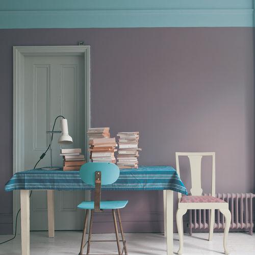 pittura decorativa / per muro / per soffitto / per mobile