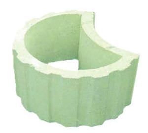 blocco di calcestruzzo forato / per muro di contenimento / di riparazione
