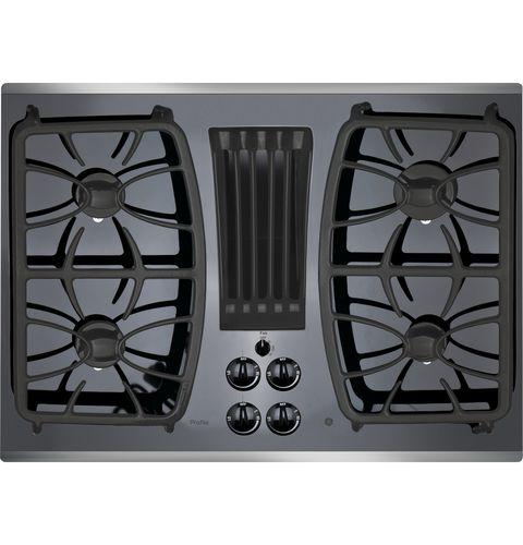 piano cottura a gas / con grill