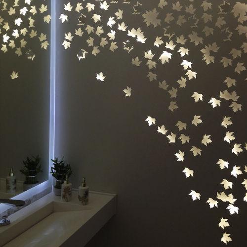 pannello decorativo in alluminio / per interni / per controsoffitto / per parete