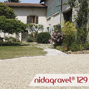 Geocella per stabilizzazione del terreno NIDAGRAVEL 129 NIDAPLAST