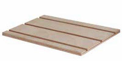 pannello da costruzione in legno compensato / per mobile