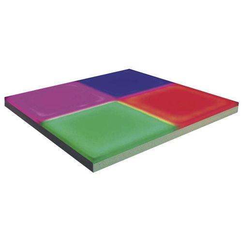 pannello led da pavimento / RGB