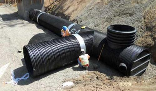 modulo di gestione delle acque piovane