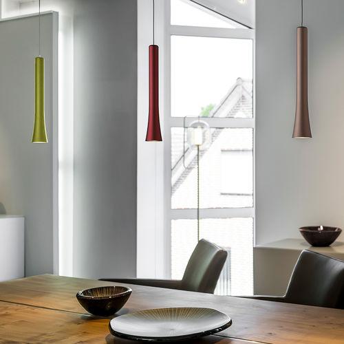 lampada a sospensione / moderna / in alluminio / dimmerabile