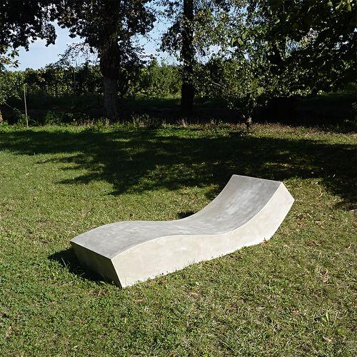 chaise longue da esterno - LOVECEMENT