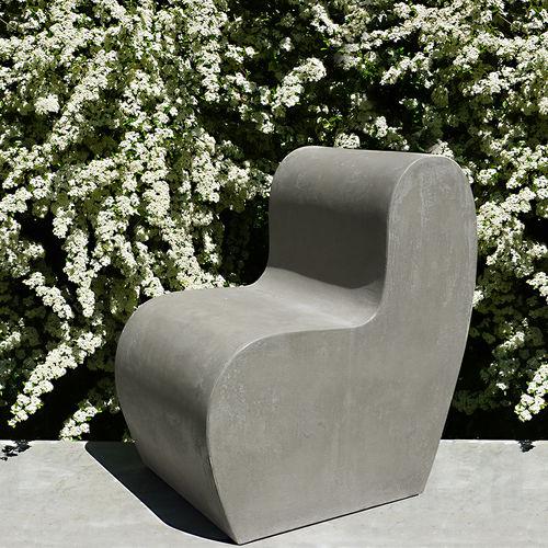 sedia da giardino moderna - LOVECEMENT
