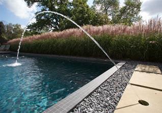 fontana da piscina