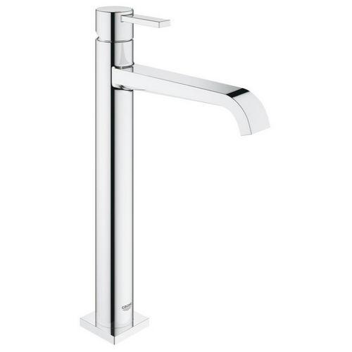 Miscelatore per lavabo / in metallo cromato / da bagno / 1 foro ALLURE: 23403 000 GROHE