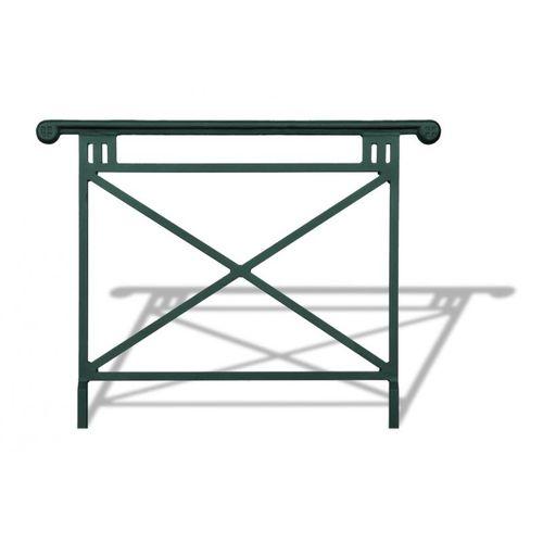 barriera di protezione / fissa / in acciaio / in ghisa