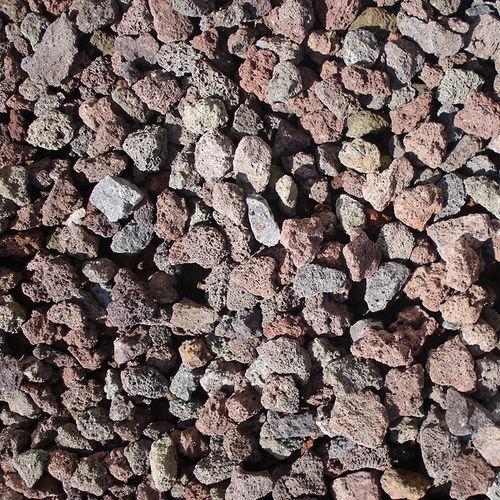 ghiaia in pietra lavica / frantumata