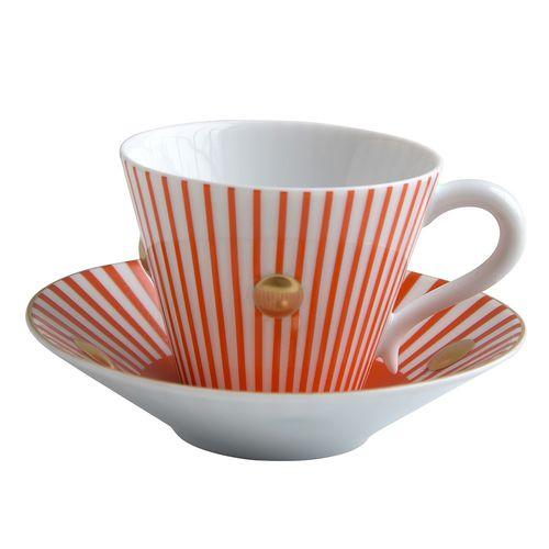 tazzina di caffè in porcellana / per uso domestico / contract