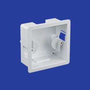 scatola per prese di corrente sporgente / per presa di corrente