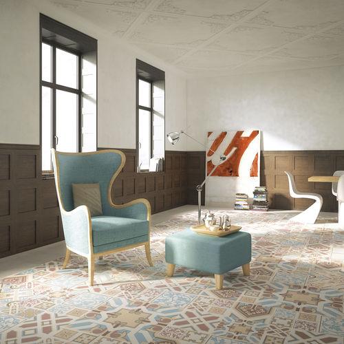 Piastrella da interno / da pavimento / da parete / in gres porcellanato CLASSIC ORNAMENTA