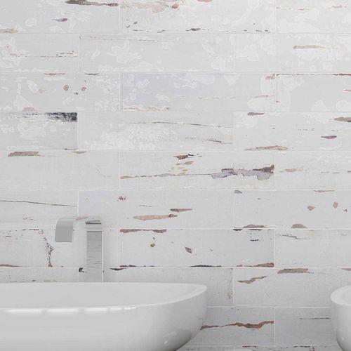 piastrella da interno / da parete / in ceramica / a motivi
