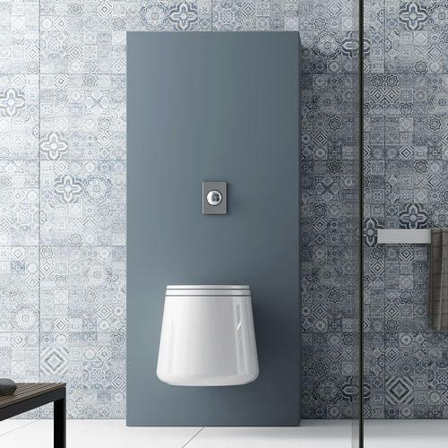 staffa di fissaggio per WC sospeso