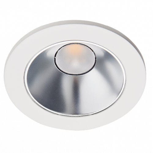 downlight da incasso a soffitto / da esterno / LED / tondo