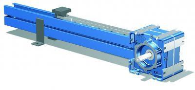 sistema di sollevamento per piattaforma / idraulico / meccanico / pneumatico