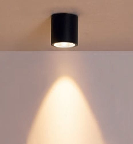 downlight sporgente / da esterno / LED / tondo
