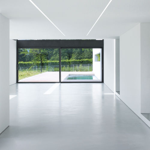 profilo luminoso a muro / a soffitto / LED