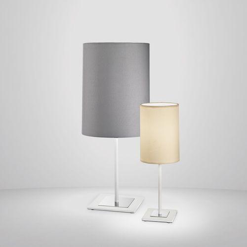 lampada da tavolo / moderna / in tessuto / alogena