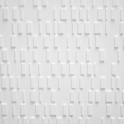 rivestimento murale in Corian® / per il settore terziario / testurizzato / a effetto dimensionale