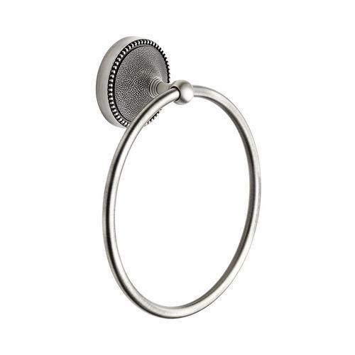 portasalviette ad anello / da parete / in cromo / in bronzo