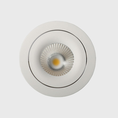 Faretto da incasso a soffitto / da interno / LED / rotondo MATISSE Brilumen