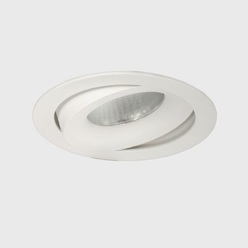 faretto da incasso a soffitto / da interno / LED / tondo