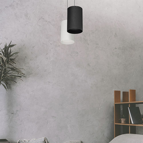 Downlight sporgente / a sospensione / LED / rotondo ROXANE Brilumen