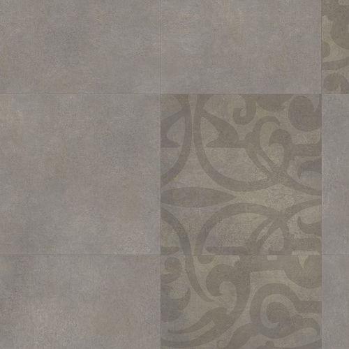 pavimento in vinile / per il settore terziario / a quadrotte / opaco