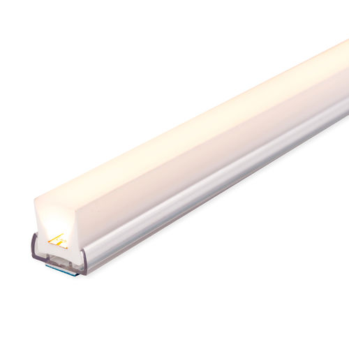 Profilo luminoso da incasso / LED / sistema d'illuminazione modulare U PROFILE 18 liniLED®