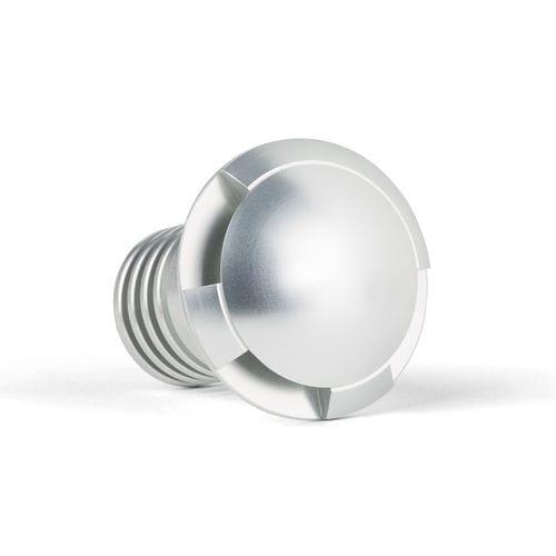 luce da incasso a pavimento / LED RGBW / tonda / da esterno