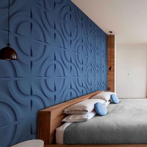 pannello decorativo in plastica / da parete / per controsoffitto / per stanza da bagno