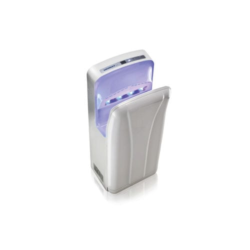 asciugamani elettrico elettronico / da parete / ad alta velocità