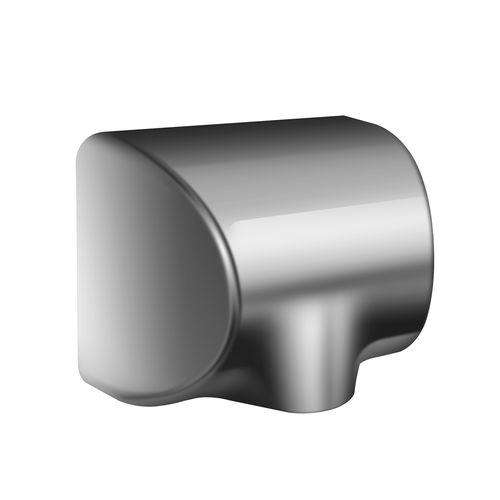 asciugamani elettrico automatico / da parete / in acciaio inox / ad alta velocità
