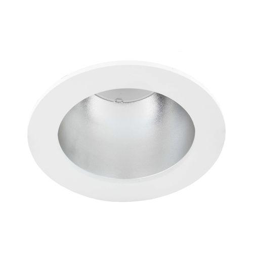downlight da incasso / LED / tondo / in acciaio
