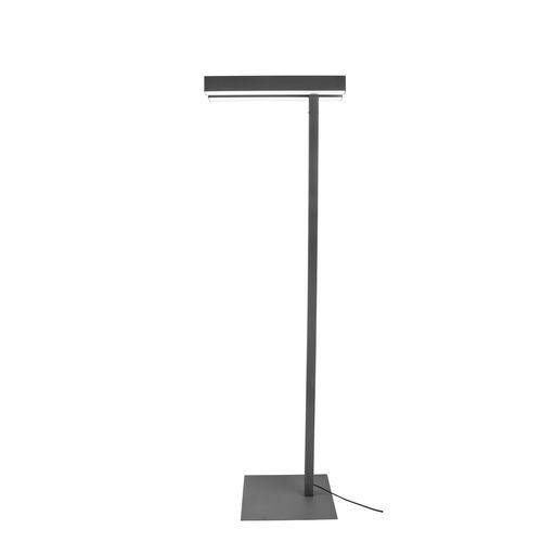 Lampada con piede / moderna / in alluminio / da interno MEDIO LP LIRALIGHTING