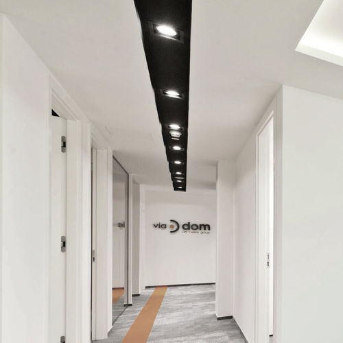 faretto da incasso a soffitto / da interno / LED / alogeno