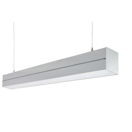 Profilo luminoso sporgente / sospeso / LED / a lampada fluorescente CRACK LIRALIGHTING