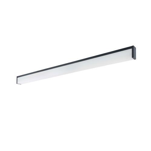 profilo luminoso sporgente / sospeso / LED / a lampada fluorescente
