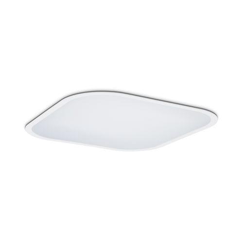 downlight da incasso / LED / fluorescente compatto / quadrato