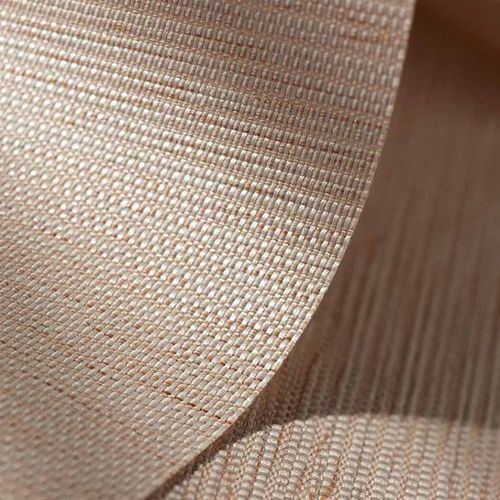 tessuto per protezione solare / a tinta unita / in Trevira CS® / in fibra di poliestere